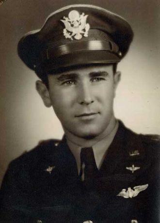 1st. Lt John William Geiger Jr.