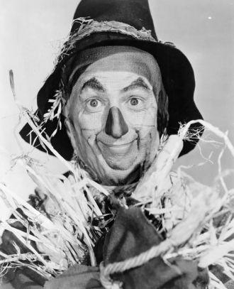 Scarecrow Wizard of Oz Ray Bolger
