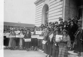Prohibition Women