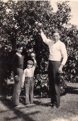 Carl Furiga and sons