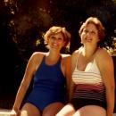 Elizabeth Karlson and Catherine Durfee