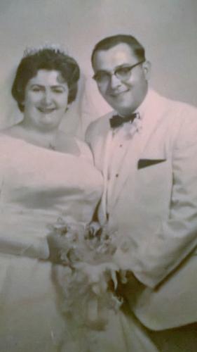 Eileen (Walterich ) and Brian Slattery