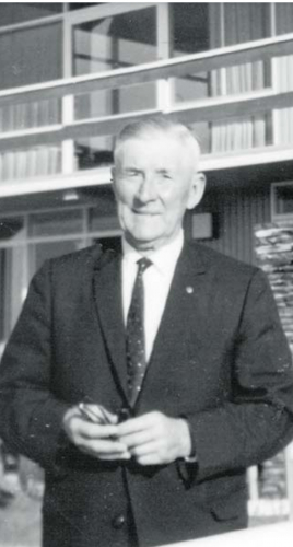 Kenneth Heywood Webb