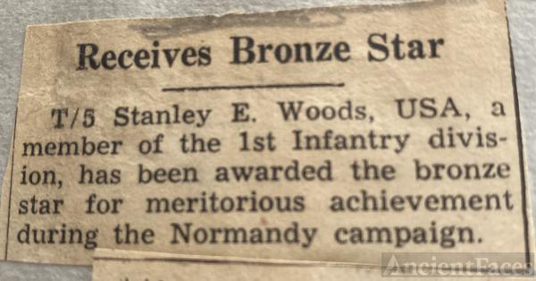 Stanley E Wood