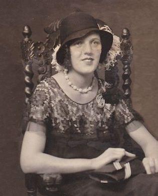 Catherine (O'Brien)  Diehl, Pennsylvania 1930's