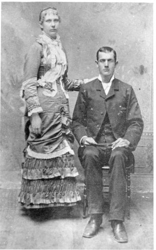 Lucinda Trotter and Charles Bowles