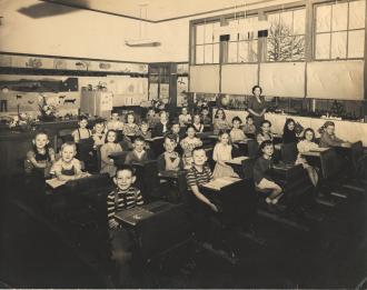 Class Photo, Salem, Oregon