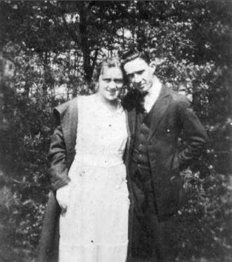 Bessie & Carlton Clair