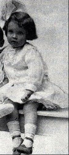 Lorraine Allison Canada 1912