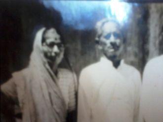 Jayndra Rai and Kaku Ben