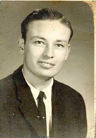 William Custer Knight H.S. Graduation June 1965