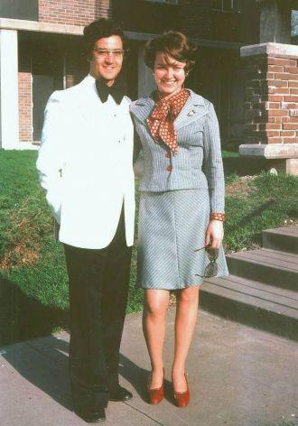 Ruth Anne Davey & John Fernandez