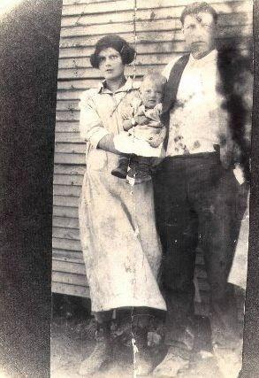 J. H. Lunsford and Viola (Whitt) Lunsford