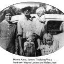 James Thomas Lawson Family