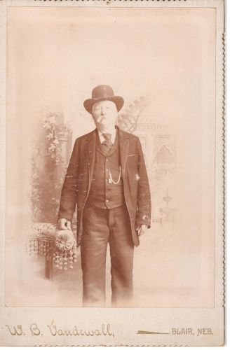 John F. Thompson, NE