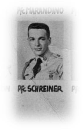PFC Lou Schreiner