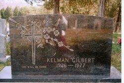 Kelman Gilbert gravesite