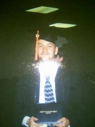 Jason A Manley Graduation