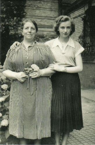 Erika  & Margaret Stein