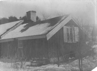 Åhs Cottage in Fjärås