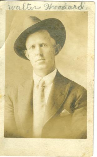 Walter Green Woodard