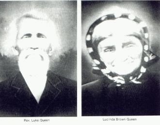 Rev, Luke Queen