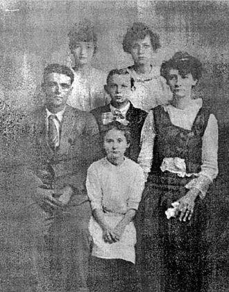 Martha Randall Wilson & Family