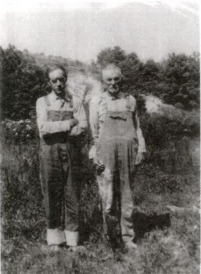 Fernando Fannin & Peter Wolfenbarger
