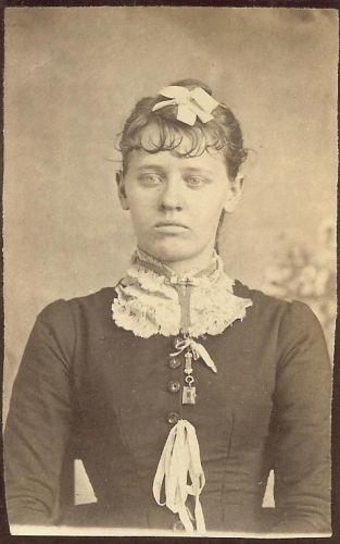 Lettie Howland nee Sutton