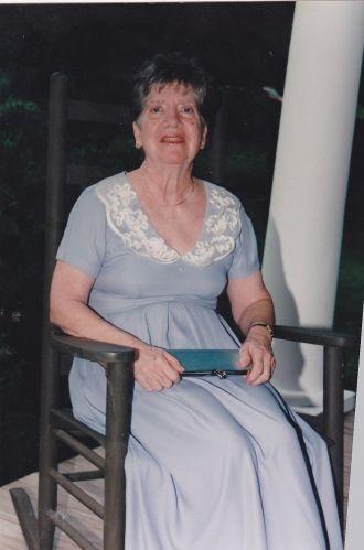 Margaret Sue (Ekleberry) Nagel