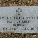 Tarrel F Kelley gravesite