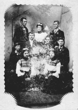 The G.P. Yeager Family