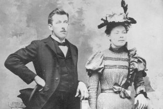 Charles William & Malinda Belle Widup Richards