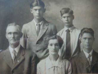 The Raleigh Heath Family, TN 1928