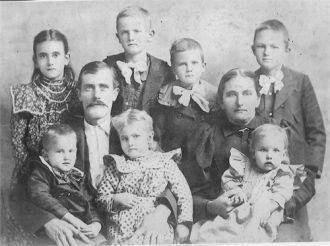 William  McCormick family, Florida