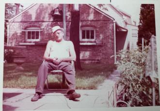 Arthur (Born Adolph) John Sprenzel Sr.