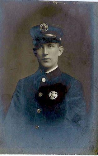 1920's firefighter in Scranton pa