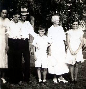 Among Wilkins Family Photos