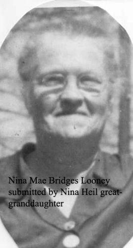 A photo of Nina Mae (Bridges) Looney