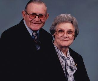 Dorsey & Clara (McCart) Cain