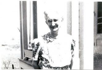 "A photo of Evelyn I. ""Eva"" (Damon) Bettinger"