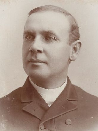 Reverend Axel R. Anderson