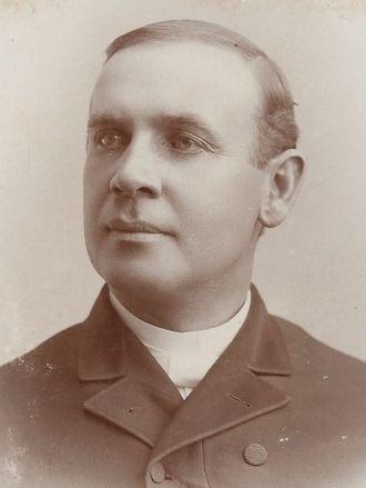 Reverend Axel R. Anderson