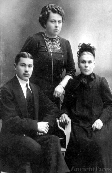 Krisius Vagneris and Elzbieta Dagytes Vagnerienne
