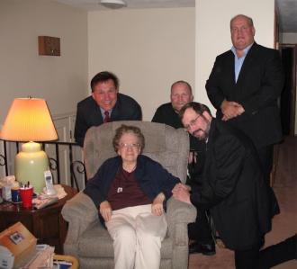 Mary F Kalinowski Family