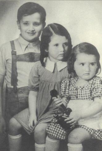 Liliane Krochman 1942