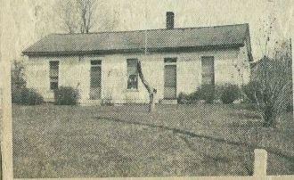 1839 former school, Indiana