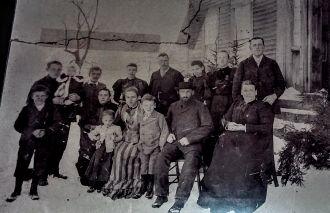 The Randall Cummings Family