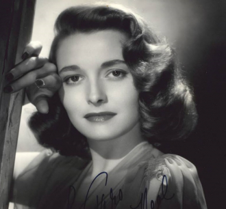 A photo of Patricia Neal