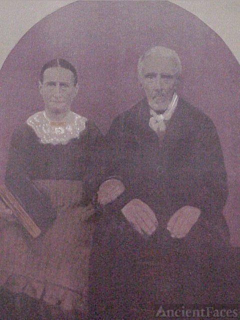Nicholas & Rebecca Sexton Martin